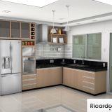 Cozinha, Tremembe, SP