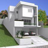 Projeto, Casa do Arquiteto, Tremembe, SP