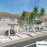 Fachada Residencial Girassol, Guaratingueta, SP