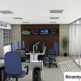 Redacao, Jornal Noticias, Guaratingueta, SP