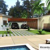 Garagem, Jose Ignacio, Lorena, SP