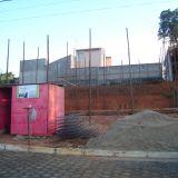 Inicio da obra - Casa do Arquiteto
