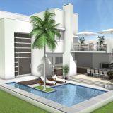 Casa Arquiteto, Tremembe, SP