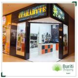 Vitrine Guarabyte Buriti Shopping