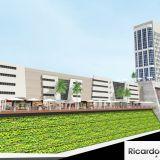projeto shopping e hotel